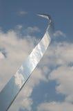 Reichweite für den Himmel Lizenzfreies Stockbild