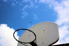 Reichweite für den Himmel stockfotografie
