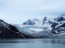 Reid Glacier, Glacier Bay National Park, Alaska Stock Photography
