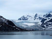 Reid Glacier, het Nationale Park van de Gletsjerbaai, Alaska Stock Fotografie