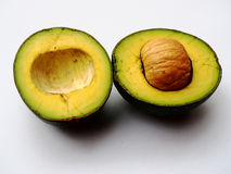 Reife Avocado Stockbild