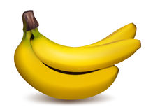 Reife Bananen Stockfotos
