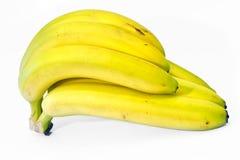 Reife Bananen Lizenzfreie Stockfotografie