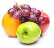 Reife frische Frucht getrennt Stockfotografie