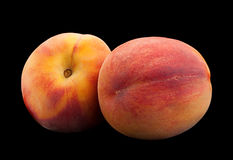 Reife Frucht des Pfirsiches Lizenzfreie Stockfotografie