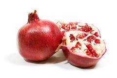 Reife Frucht eines Granatapfels. Lizenzfreies Stockbild