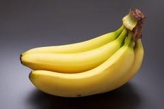 Reife gelbe Bananen Lizenzfreie Stockfotografie