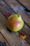 Reife köstliche Birne Stockbild