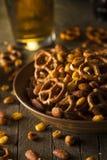 Reife Kneipen-Snack-Mischung Lizenzfreie Stockbilder