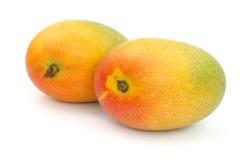 Reife Mangofrüchte Stockbild