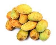Reife Mangofrüchte Lizenzfreie Stockfotos