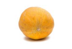 Reife Melone lokalisiert lizenzfreies stockfoto