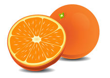 Reife Orange Stockfotos