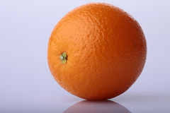 Reife orange Frucht Stockbild