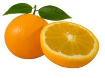 Reife Orangen lizenzfreie stockfotos