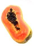 Reife Papaya Lizenzfreie Stockbilder
