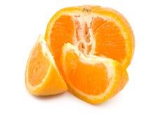 Reife Tangerine Stockbild