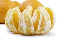 Reife Tangerinen Stockfoto