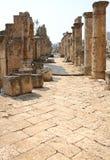 Reifen-archäologische Fundstätte, der Libanon lizenzfreie stockfotos