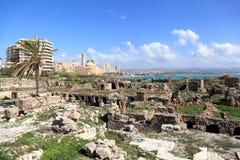 Reifen, der Libanon lizenzfreies stockbild