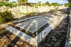 Reifen-Hippodrom und Friedhof 04 stockbild