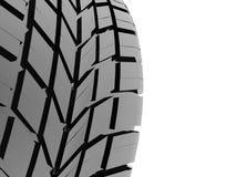 Reifen mit Muster Lizenzfreie Stockbilder