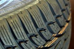 Reifenauto Stockfoto