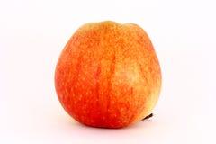 Reifer frischer rötlicher Apfel Lizenzfreies Stockfoto