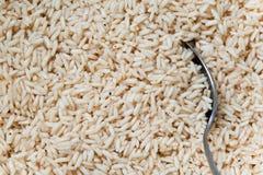 Reifer klebriger Reis Stockfotografie