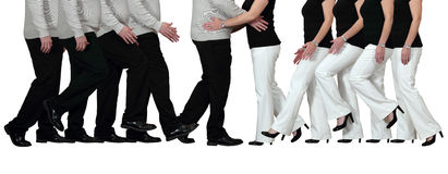 Reifes erwachsenes Verhältnis der Liebe Lizenzfreies Stockbild