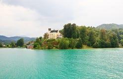 Reifnitz Castle, Austria Stock Image