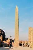 Reihe Bilder von berühmten Monumenten und Orte von Ägypten Stockbild