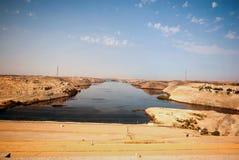 Reihe Bilder von berühmten Monumenten und Orte von Ägypten Stockfotografie