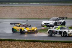 Reihe Blancpain GT Stockbild