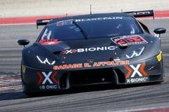 Reihe Blancpain GT Sprint-Schale lizenzfreie stockfotos