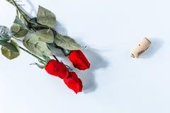Reihe der Innerer Valentinsgruß-rote abstrakte Tapete Hintergrundcollage lizenzfreie stockfotografie