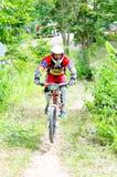 Reihe 2014 Thailands Enduro Lizenzfreies Stockbild