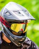 Reihe 2014 Thailands Enduro Stockbilder