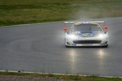 REIHE V de V ENDURANCE - AUSDAUER GT TOURISME Lizenzfreies Stockbild