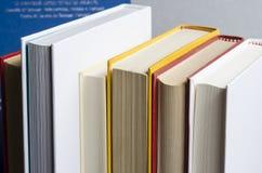 Reihe von Bücher Lizenzfreie Stockfotos