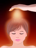 Reiki Stock Photography