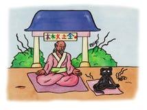 Reiki Zen Master (2007) Fotografie Stock