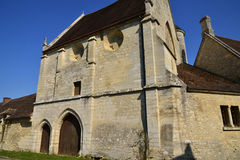 Reilly, France - august march 14 2016 : the picturesque village Royalty Free Stock Photography