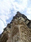 Reims Cathederal, Francja Fotografia Royalty Free