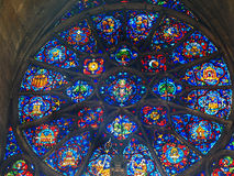 Reims Cathedral 3 Stock Photography