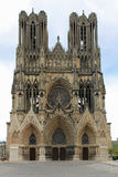 Reims, Cathedral of Notre-Dame Royalty Free Stock Photo