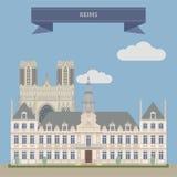 Reims, France Stock Photos