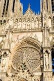 Reims, Francia Foto de archivo libre de regalías
