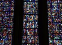 Reims Francja, Lipiec, - 25 2016: Notre Damae katedra Zdjęcie Stock
