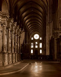 Reims katedra Zdjęcie Stock